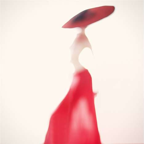 Blurred Silhouette Photography - The Abstract Series by Brice Ferre Captures Painterly Visuals
