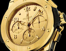 100 Luxury Watch Collector Gifts - From Gold-Plated Timpieces to Crystal-Encrusted Chronographs