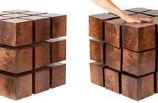 Magnetized Wooden Furniture