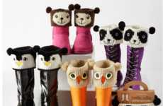Adorable Animal Boot Accessories