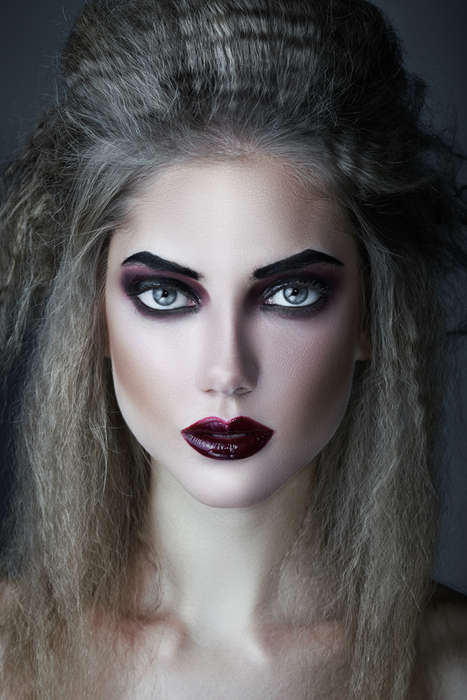 Split Personality Cosmetic Looks -