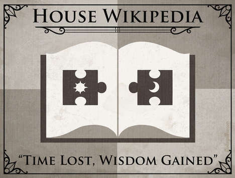 Comical Internet Loyalty Sigils - Choose a Side with This Internet Game of Thrones Mashup