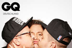 The German Issue of GQ Features Gentlemen Against Homophobia