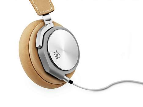 Lifestyle-Defining Headphones - The B&O PLAY H6 Compliments Modern Living (SPONSORED)