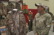Seasonal Color-Changing Camos - Cabela's Camouflage Gear Changes Color to Match Its Surroundings