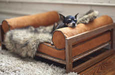 100 Stylish Pet Furnishings - From Fierce Feline Fortresses to Art Deco Dog Homes