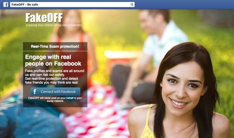 Fake Friend-Removing Tools - The FakeOFF Facebook App Scans and Identifies Fake Facebook Friends
