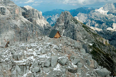 Alpine Summit Refuge Cabins - The