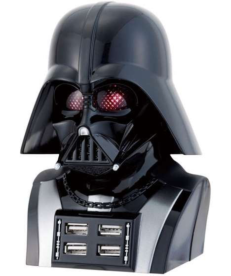 73 Villainous Darth Vader Products - From Sci-Fi Head Lights to Dark Side Lunch Boxes