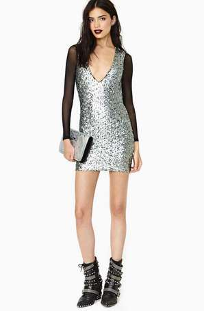 Sparkling Celebration Dresses - The Future Call Sequin Dress Will Make You Shine Like a Star