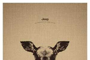 Jeep Launches a New Set of Ads That Lets You 'See Whatever You Want To See'