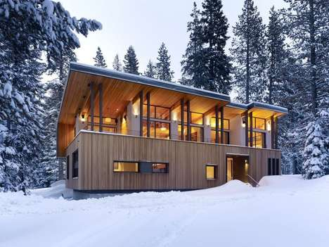 Snowy Seasonal Homes