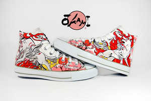 Wear Your Favorite Video Game Icons on Your Feet with These Video Game Shoes