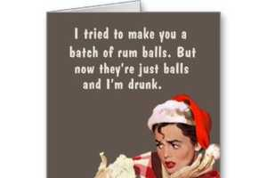Celebrate the True Spirit of Christmas with Drunk Christmas Cards