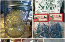 Snowstorm Craft Projects