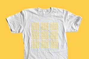 These Mental Illness T-shirts by 'Living With' Destigmatize Illness