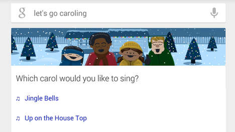 "Festive Search Engine Karaokes - Android Users Who Search ""Let"
