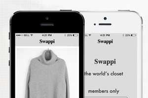 Swappi Helps Users Trade Clothes Via an App