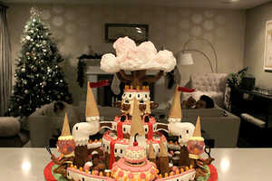Adventure Time Fans Will Love This Gingerbread Candy Kingdom Replica