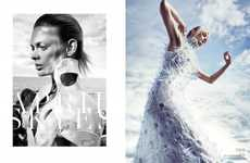 Ethereal Seashore Editorials