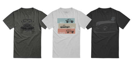 Artisan Charity Apparel - These Limited Edition T-Shirts Support Artistic Designers