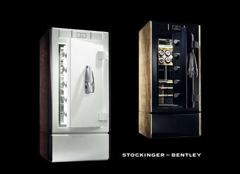 stockinger for Bentley