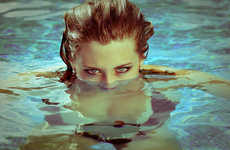 Vintage Swimming Pool Shoots