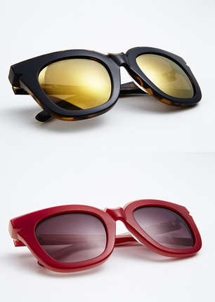 Jewelry-Infused Vintage Specs - These Retro Eyewear Designs Fuse Jewelry with Vintage