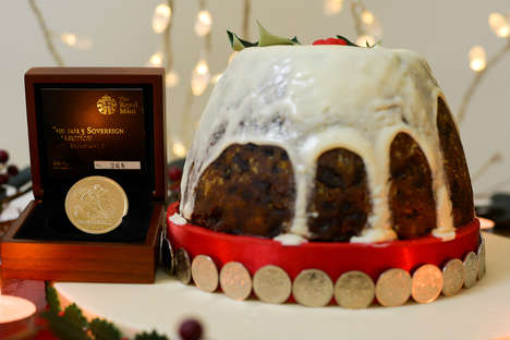 $20,000 Christmas Puddings - The Royal Mint