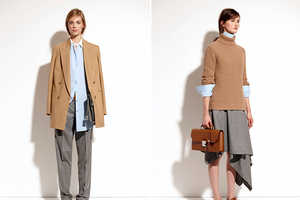 The Michael Kors Pre-Fall Collection Fuses the Safari and Golf