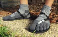 Versatile Winter Sandals