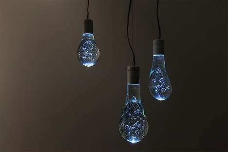 Water Balloon-Inspired Lights - Torafu Creates Light Installments that Resemble Water Balloons