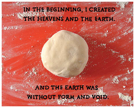 History Lesson Cookie Cutters - Dough Creations Become Unusual with the Creation of the Universe Set