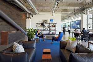 The New Dropbox San Francisco Offices Are Cozy & Full of Character