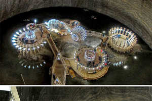 This Salt Mine Has Been Converted into a Museum
