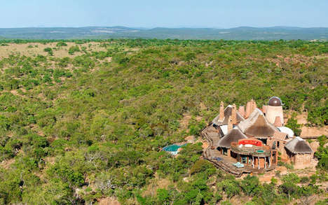 Wilderness-Immersed Luxury Lodges - Leobo Private Reserve in South Africa Redefines Secluded Luxury