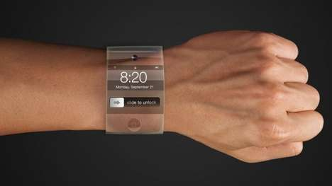 High-Tech Wrist Watches