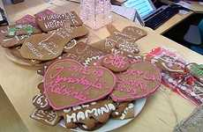Gingerbread Cookie Payment Services