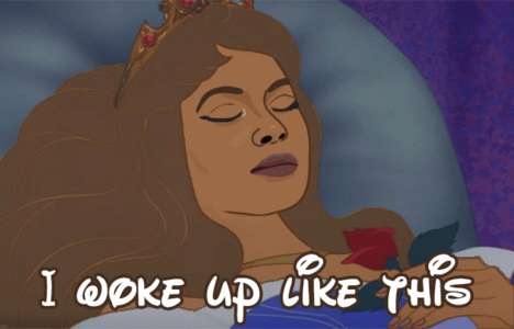 Popstar Disney Memes - If All Disney Princesses Were Replaced with Beyoncé