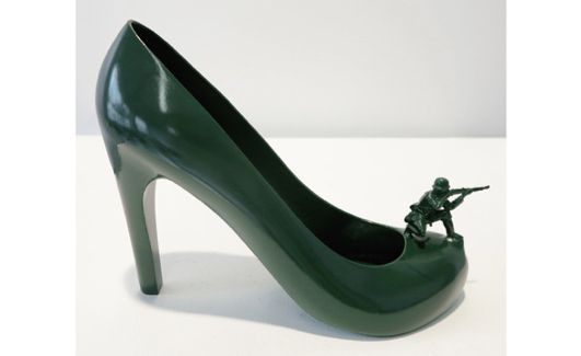 Toy Soldier Stilettos