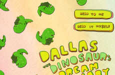 Customizable Children's Tale Apps - Kids Can Edit Elements of Dallas Clayton's Latest iPad Storybook