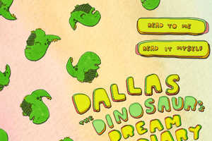 Kids Can Edit Elements of Dallas Clayton's Latest iPad Storybook