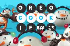 'Tis the Season for Oreo Cookie Balls!