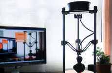 Inexpensive 3D Printers - Deltaprintr is an Affordable 3D Printer That's Faster at Printing