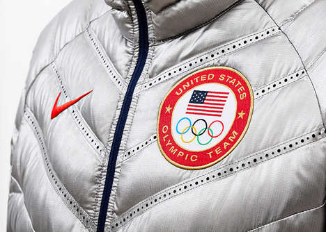 33 Sporty Olympic Outfits - From Nationalistic Snowboarding Gear to Patriotic Olympic Apparel