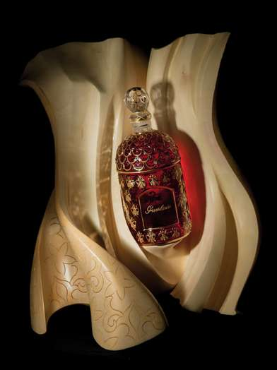 Iconic Fragrance Redesigns - The Guerlain Perfume Bottle is Reinterpreted for Its 160th Anniversary