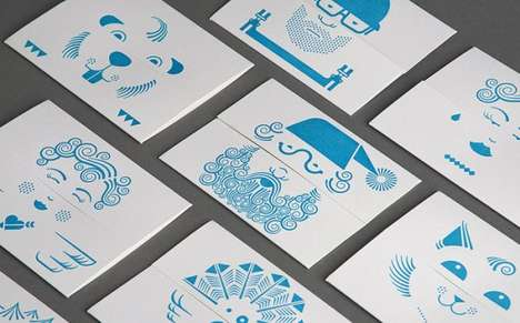 Duo Celebration Holiday Cards - These Cards by Colle + McVoy Celebrate Two Holidays at Once