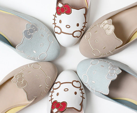 hello kitty heels