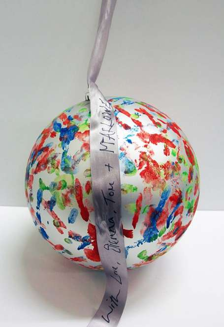 Celeb-Designed Ornaments - These Celebrity Christmas Ornaments Will Be Auctioned Off for Charity