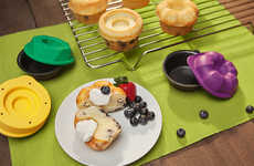 Filling-Focused Baking Molds